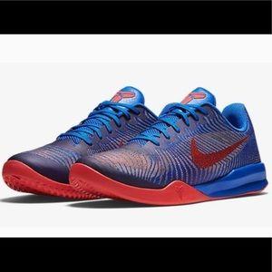 Nike Kobe Mentality 2 Game Royal University Red